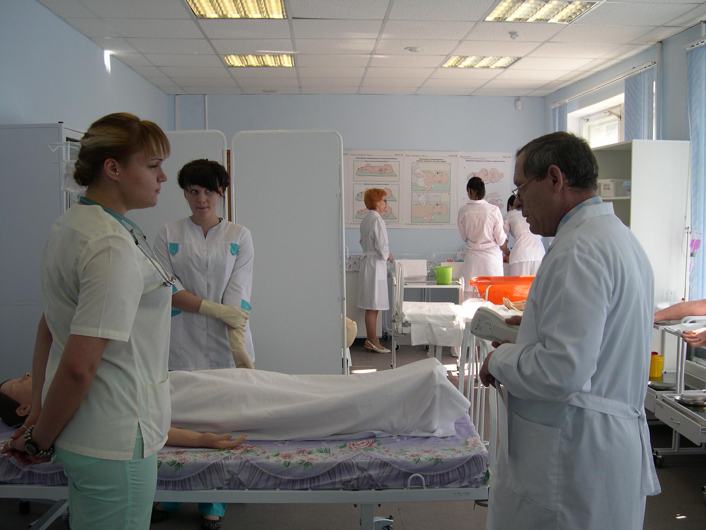 Реальное фото медсестёр 19 фотография